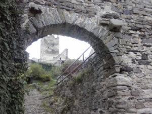 Ruine Hinterhaus